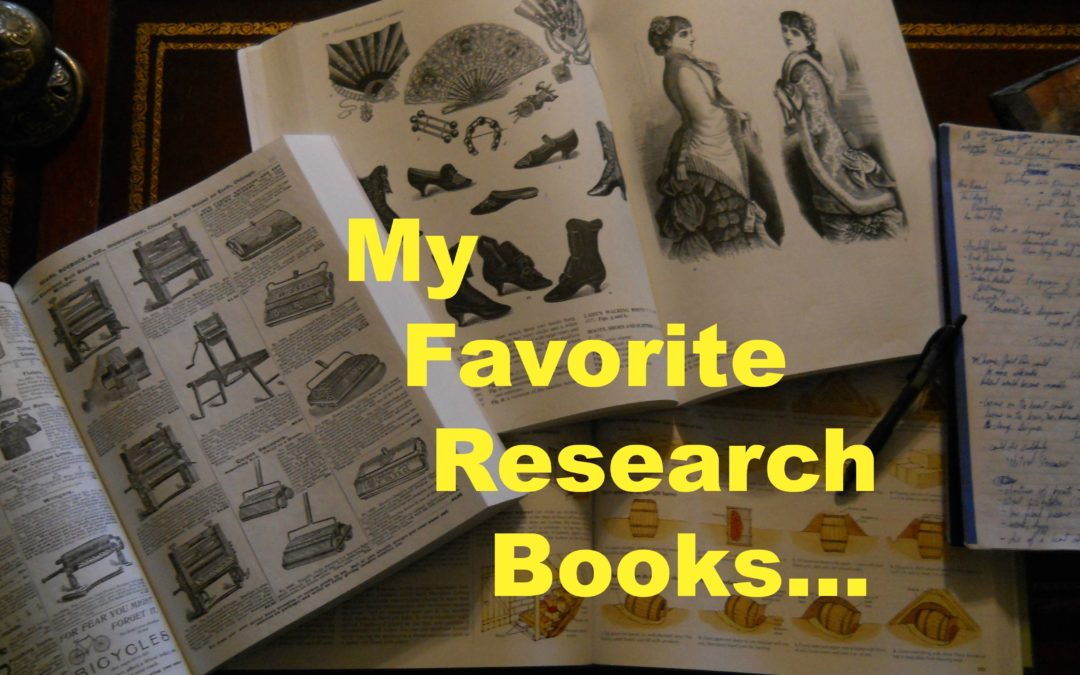 History, Romance and Research