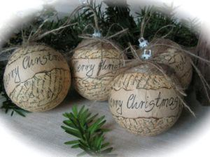 Christmas Chronicles Ornaments