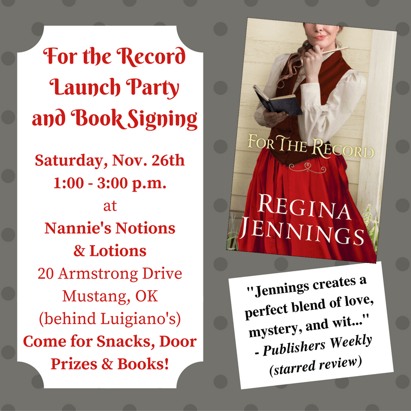 For the Record Launch Party and Book Signing